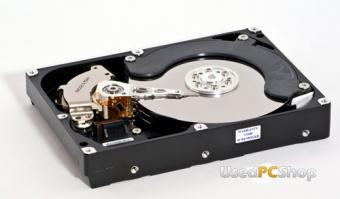 """City PC 3.5"""" Festplatte 80 GB, SATA, gebraucht, 12 Monate Gewährleistung"""