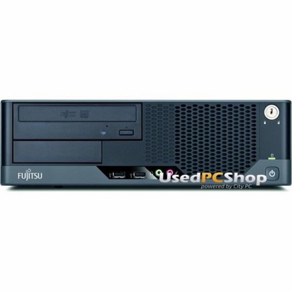 Fujitsu-Siemens FSC Esprimo SFF PC, i5 2x 3.2GHz/4096MB/500GB/DVD-RW/W7P64, Gebraucht